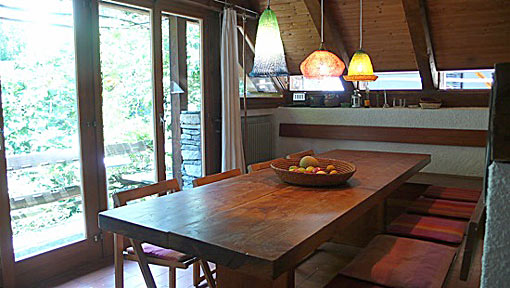 Ferienhaus maggiatal aurigeno 4 1 2 zi bis 8 pers 93423 - Hobelbank wohnzimmer ...